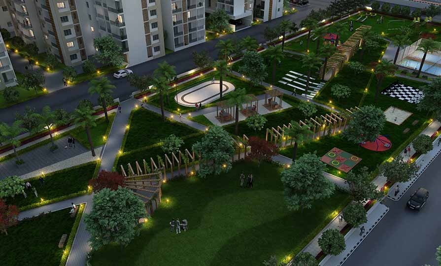 shriram park 63 project amenities features2