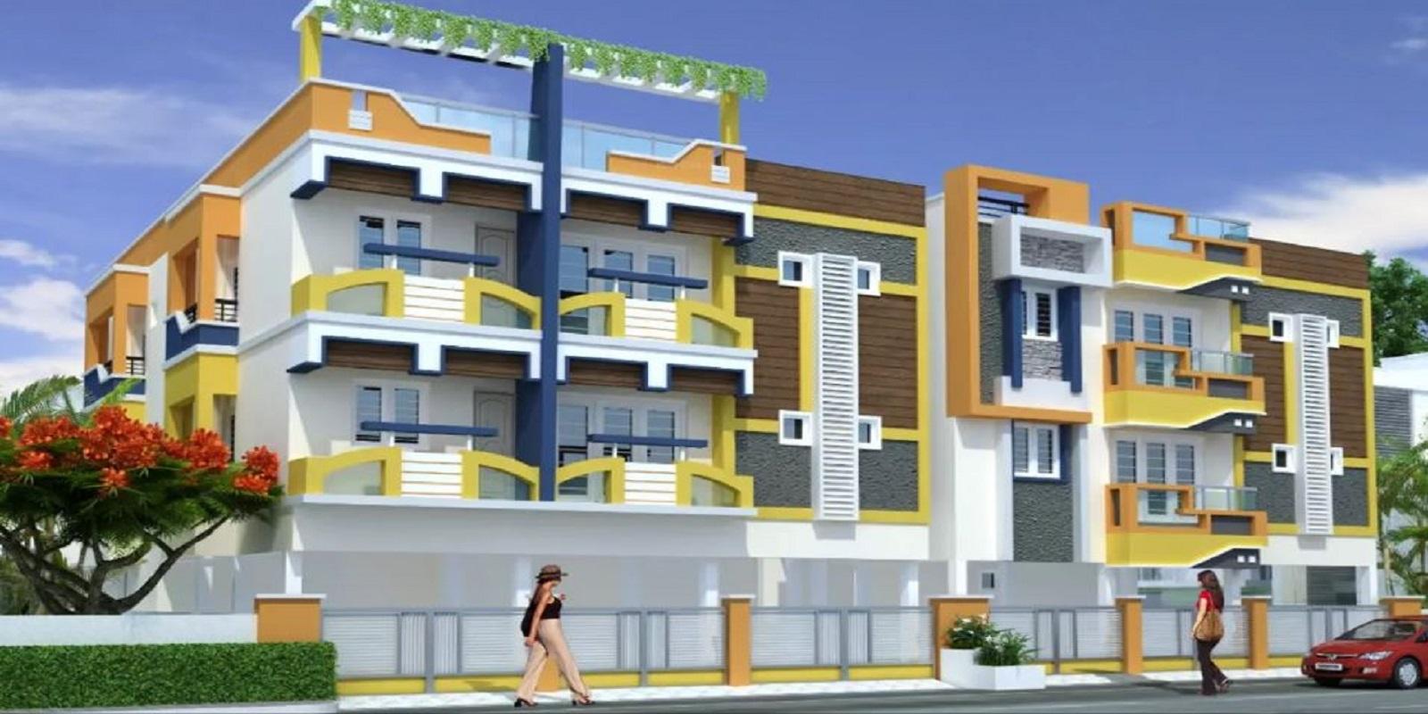 si prasanthi nagar project large image2