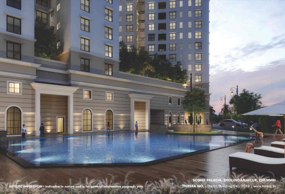 sobha palacia project amenities features1