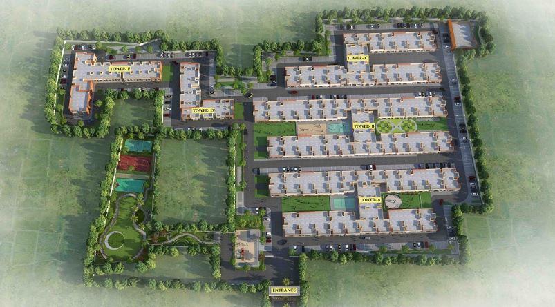urbanrise codename gold standard master plan image6