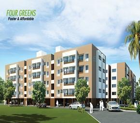 Arun Excello Four Green Flagship
