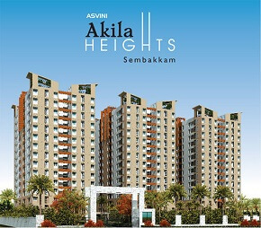 Asvini Akila Heights Flagship
