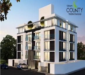 Sidharth Housing County, Thoraipakkam, Chennai