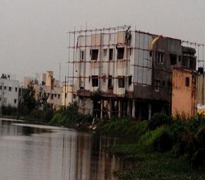 Vswagath Developers Lake View Apartment Flagship