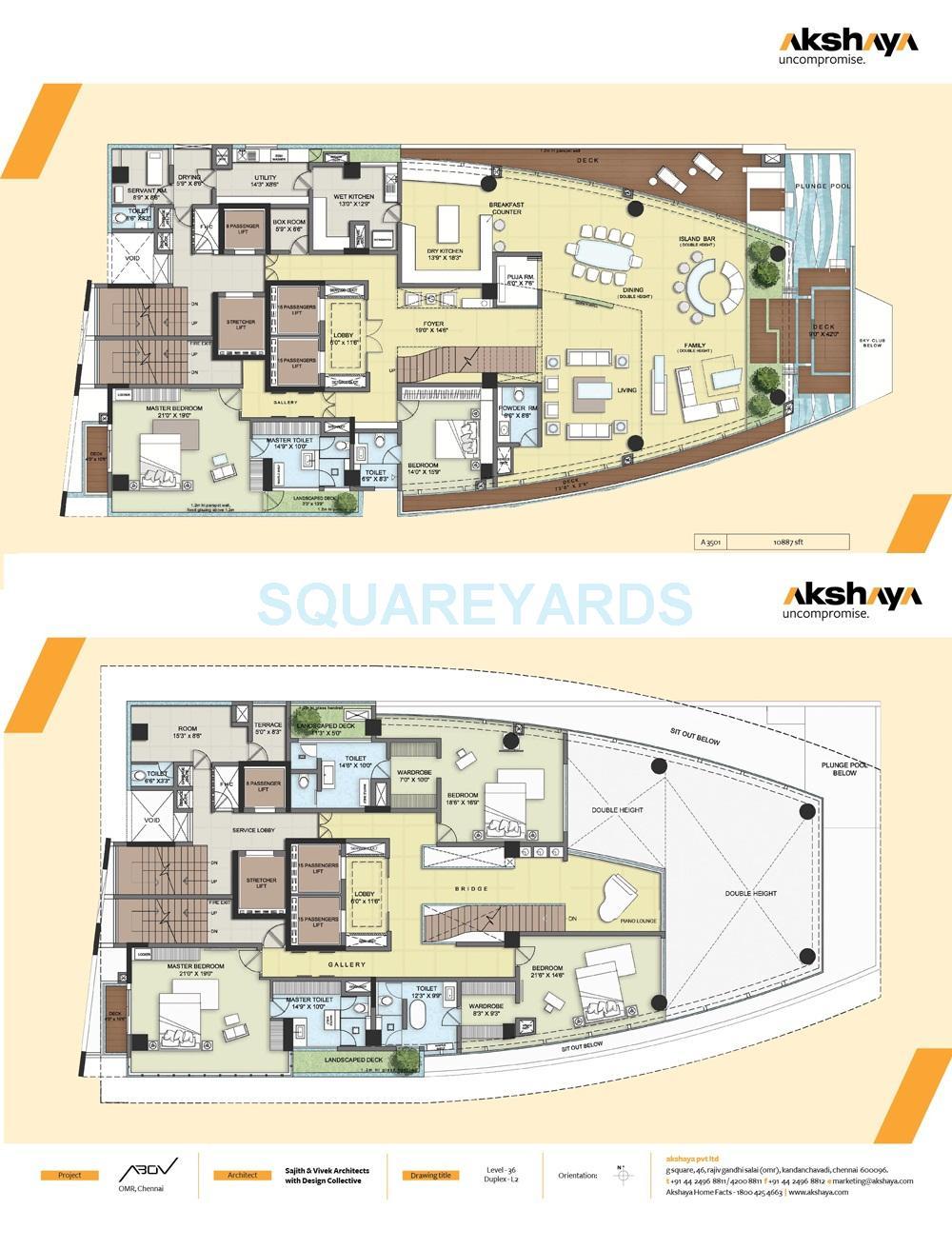 akshaya homes abov apartment 6bhk 10887sqft 1