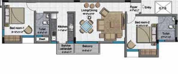 bbcl navarathina apartment 2 bhk 999sqft 20200707120747