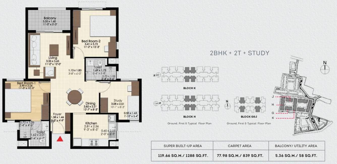 bonito at brigade xanadu apartment 2 bhk 839sqft 20202921112922