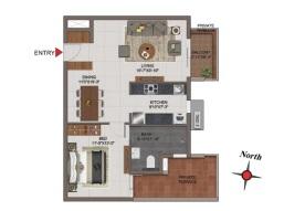 casagrand utopia apartment 1 bhk 939sqft 20205827115809
