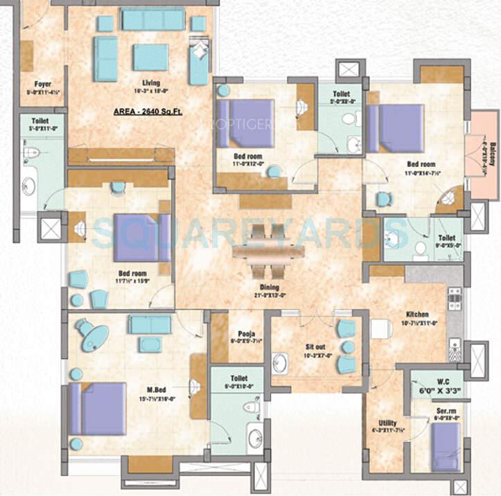 doshi llanstephan apartment 4bhk 2640sqft1