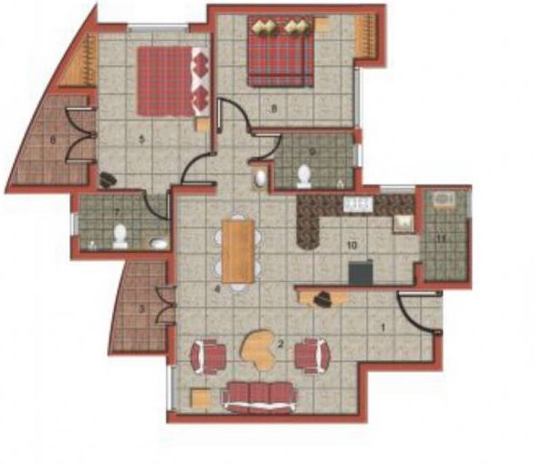 jains inseli park apartment 2 bhk 1176sqft 20204407114424