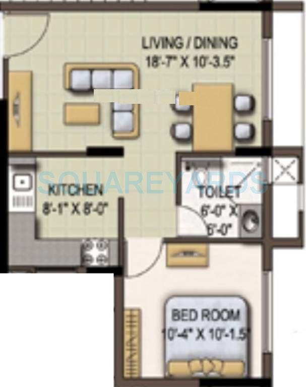 marg savithanjali apartment 1bhk 597sqft1