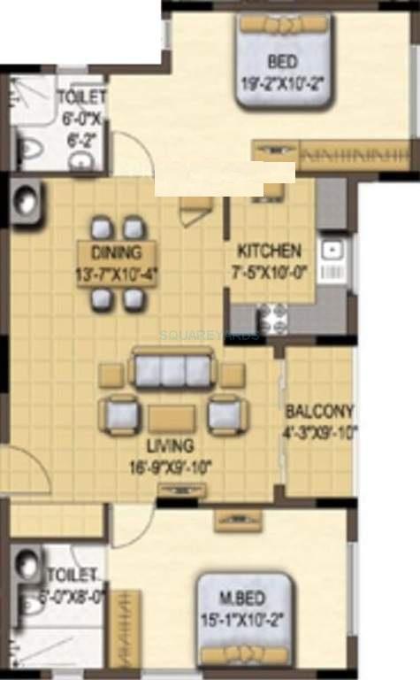marg savithanjali apartment 2bhk 1171sqft1