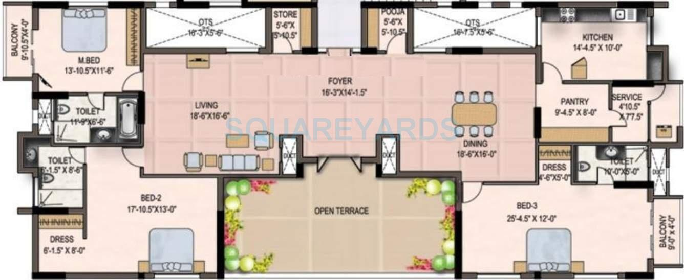 marg savithanjali apartment 3bhk 3149sqft1