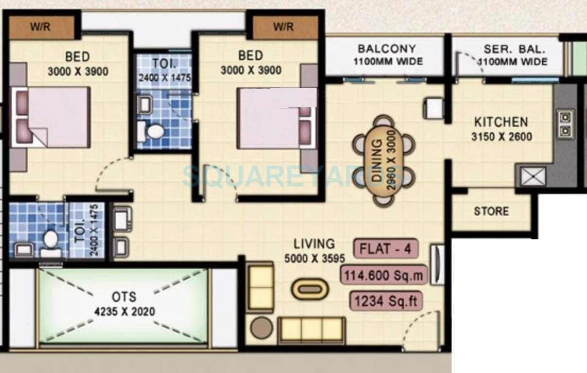 100 600 Sq Ft Apartment Floor Plan 100 House Floor