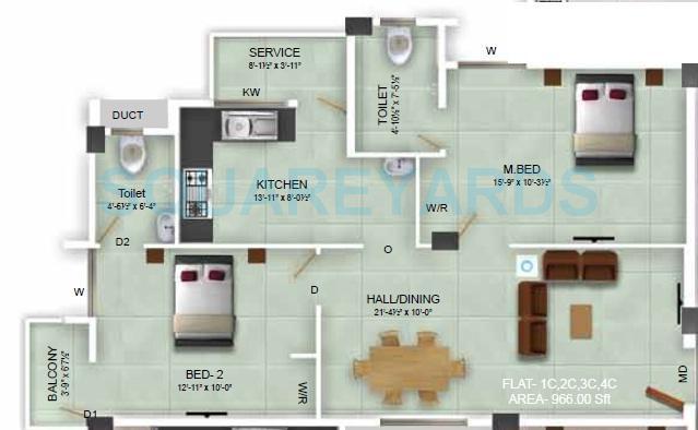 royal splendour akshata apartment 2bhk 966sqft1
