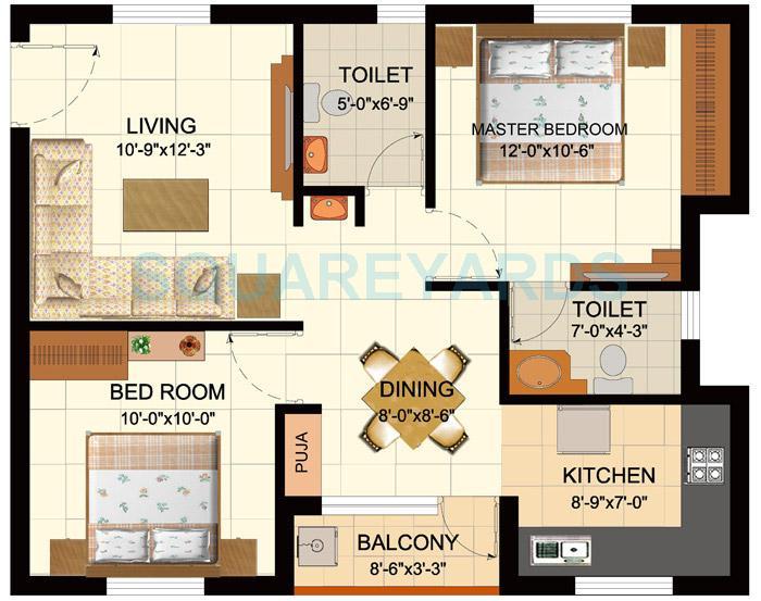 sare homes dewy terraces apartment 2bhk 907sqft1