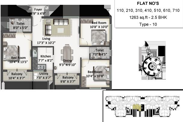 sis queenstown apartment 2bhk 1263sqft 1