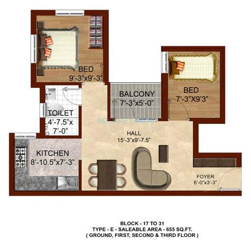 tvh svaya apartment 2bhk 655sqft1