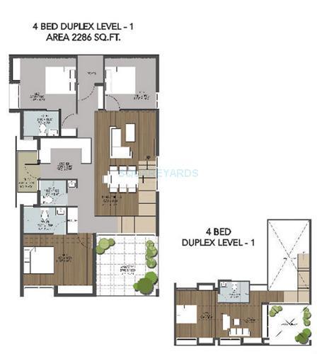 tvh taus apartment 4bhk 2286sqft1