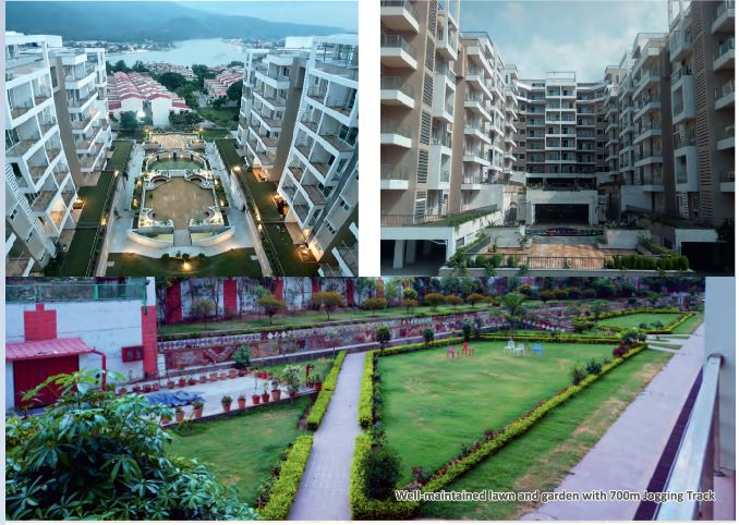 aradhana greens project amenities features1