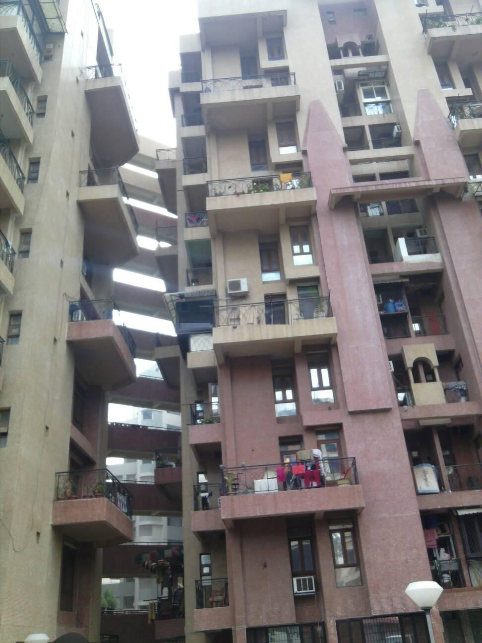 baroda house apartments project tower view1