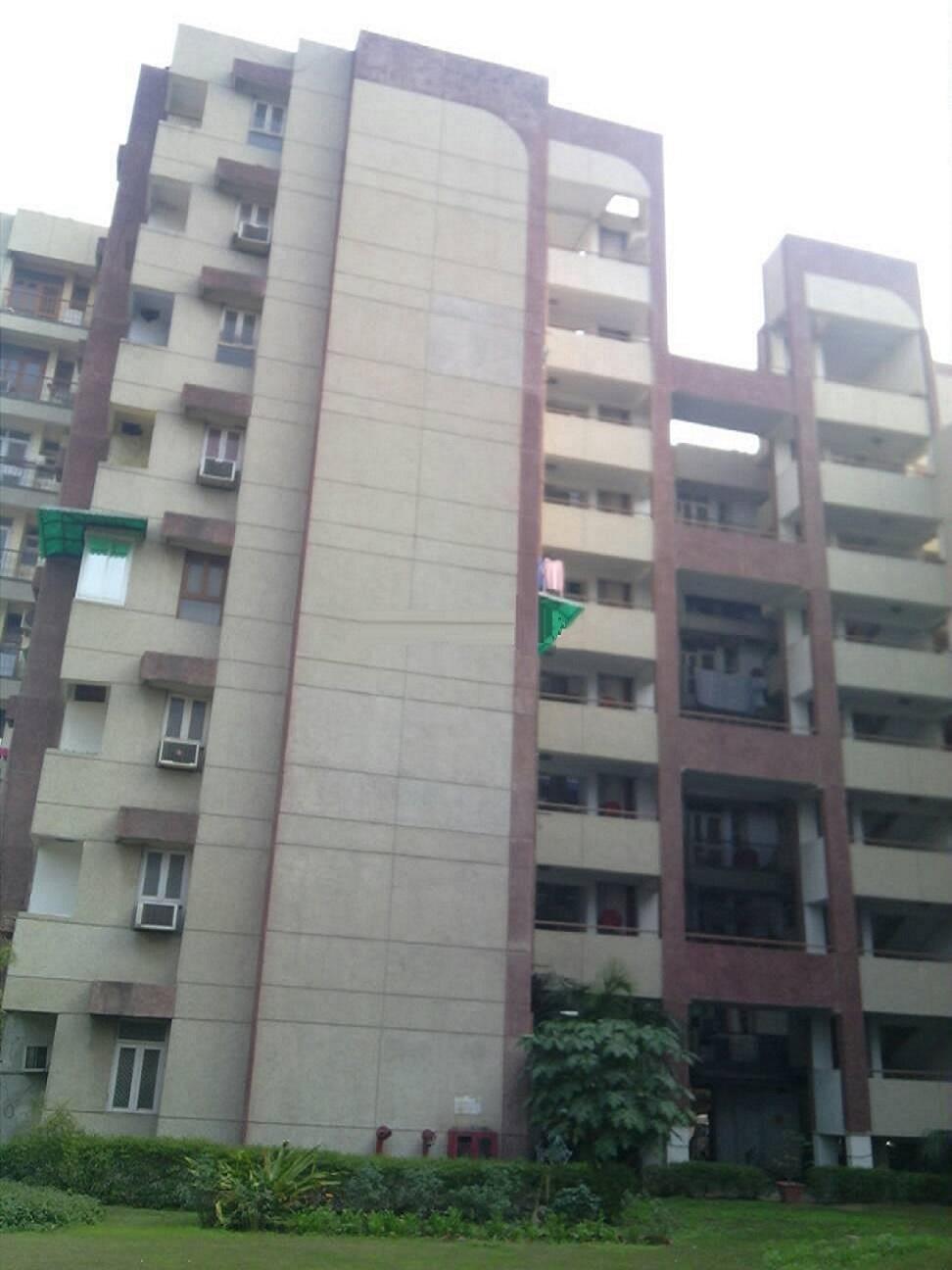 ganpati apartments delhi project tower view1