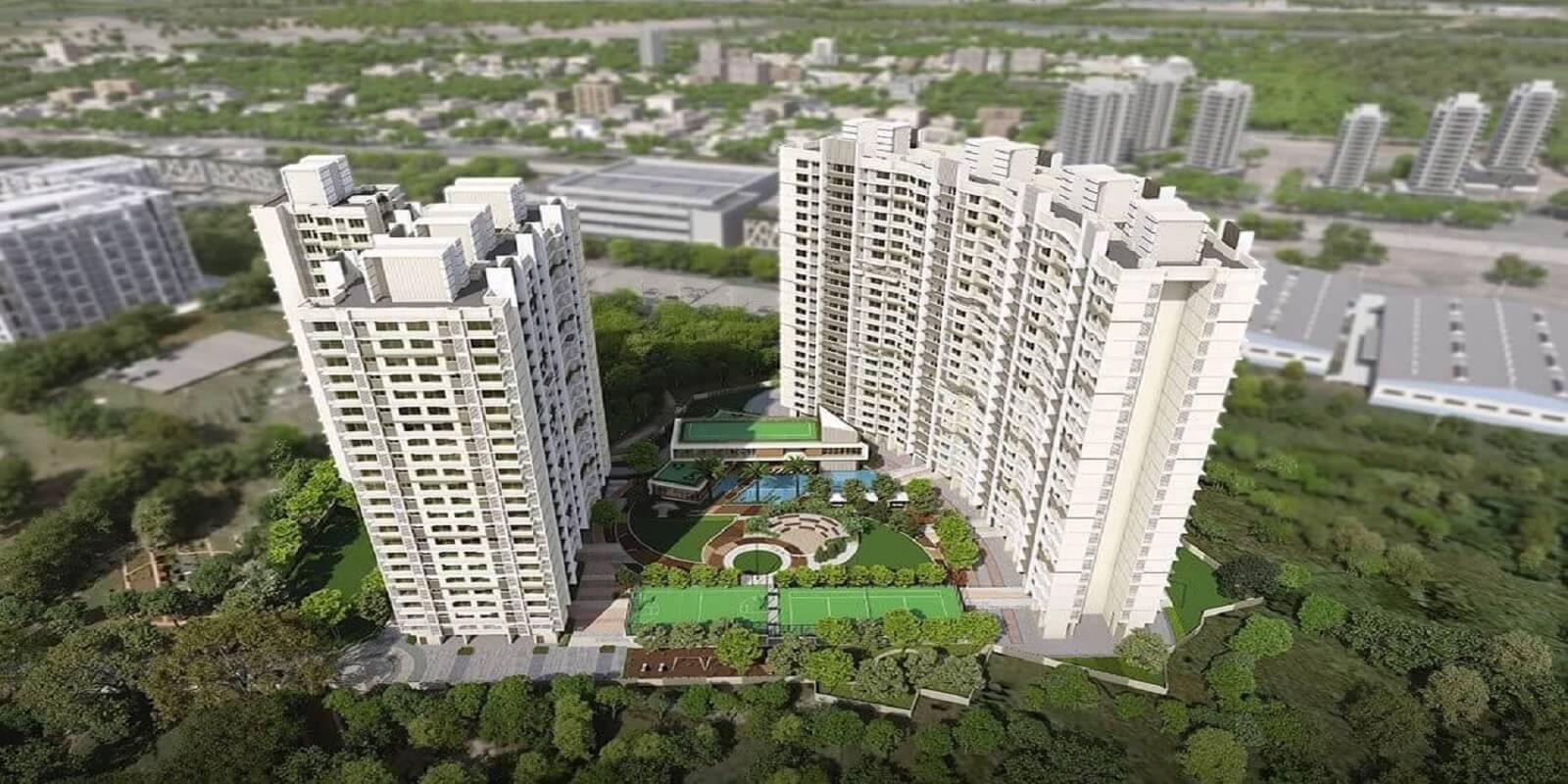 godrej south estate okhla project large image1