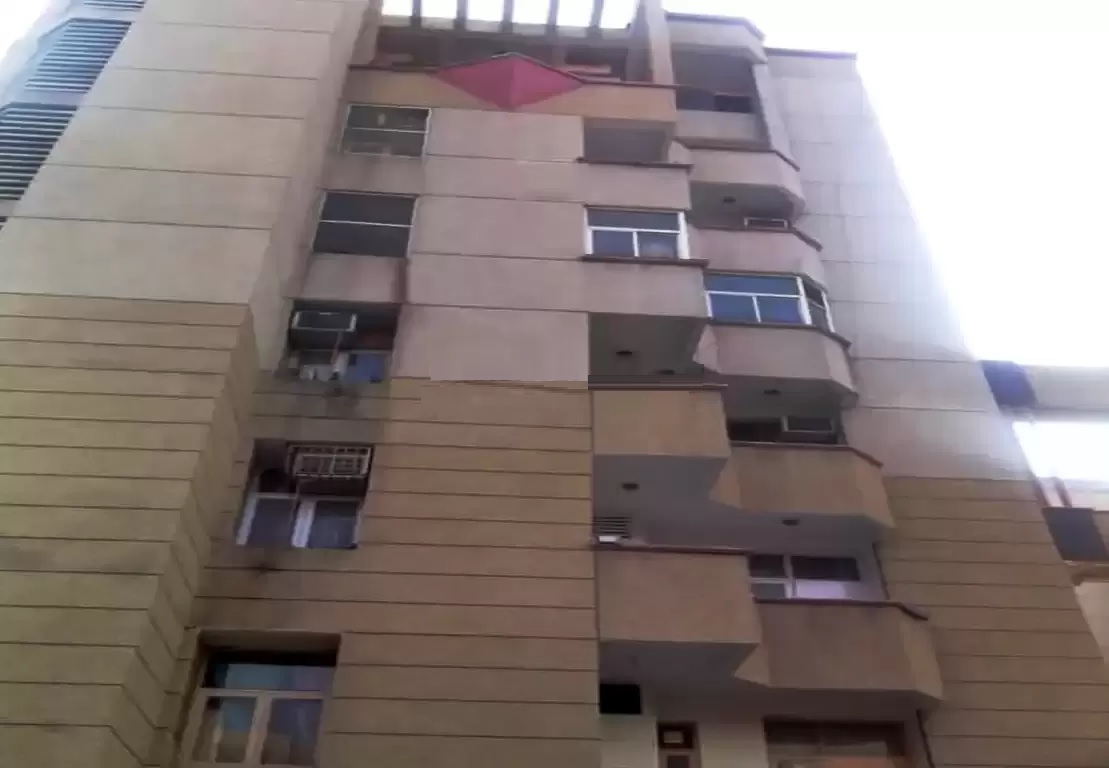 royal residency apartments project tower view1