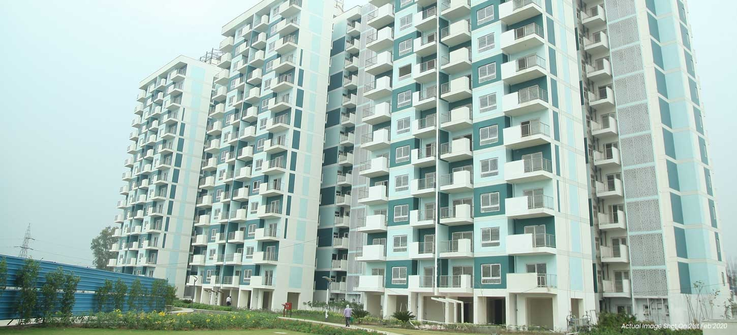 tata value homes new heaven project tower view1