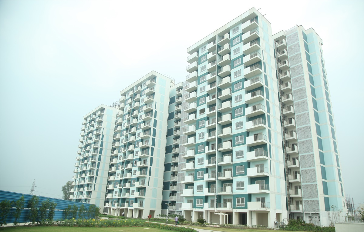 tata value homes new heaven project tower view2