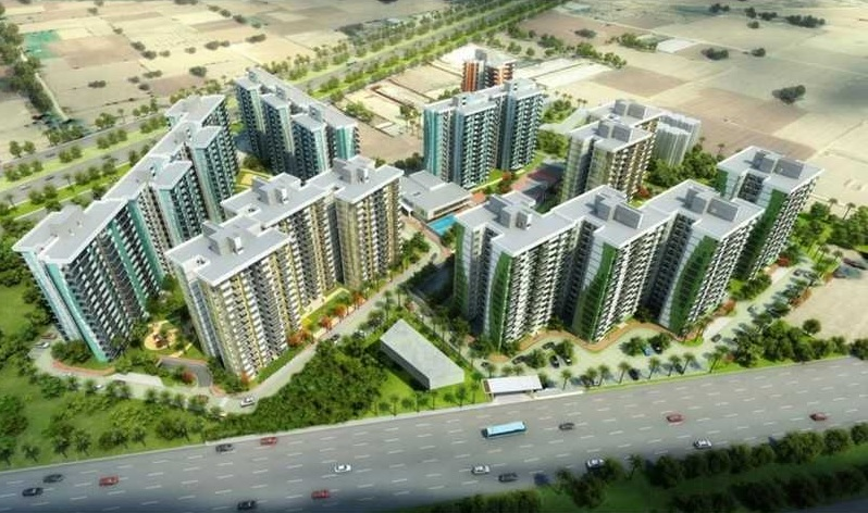 tata value homes new heaven project tower view3