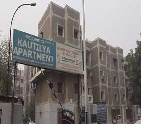 DDA Kautilya Apartments Flagship