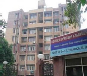 Defence Officers Apartment, Sector 4 Dwarka, Delhi