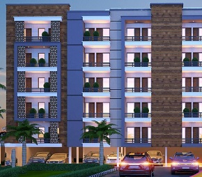 Glance Apartment, Chattarpur, Delhi
