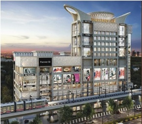 Raheja The Delhi Mall Flagship