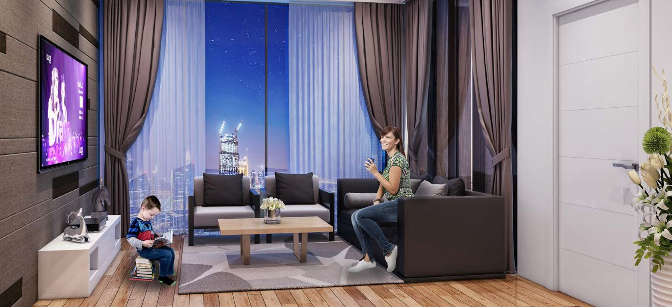azizi pearl apartments project amenities features2