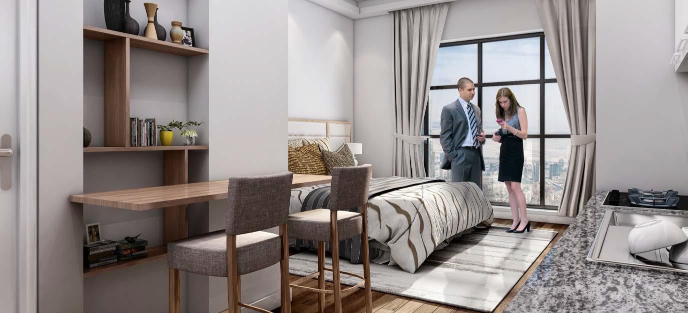 azizi pearl apartments project apartment interiors1