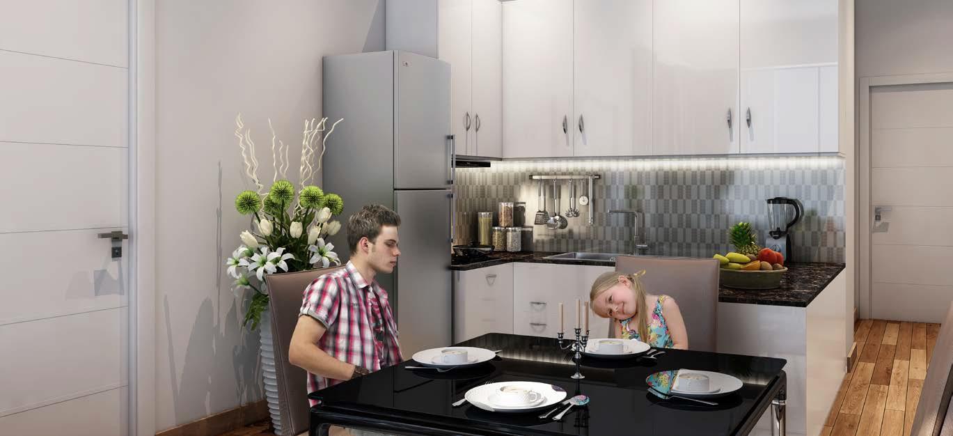 azizi pearl apartments project apartment interiors3