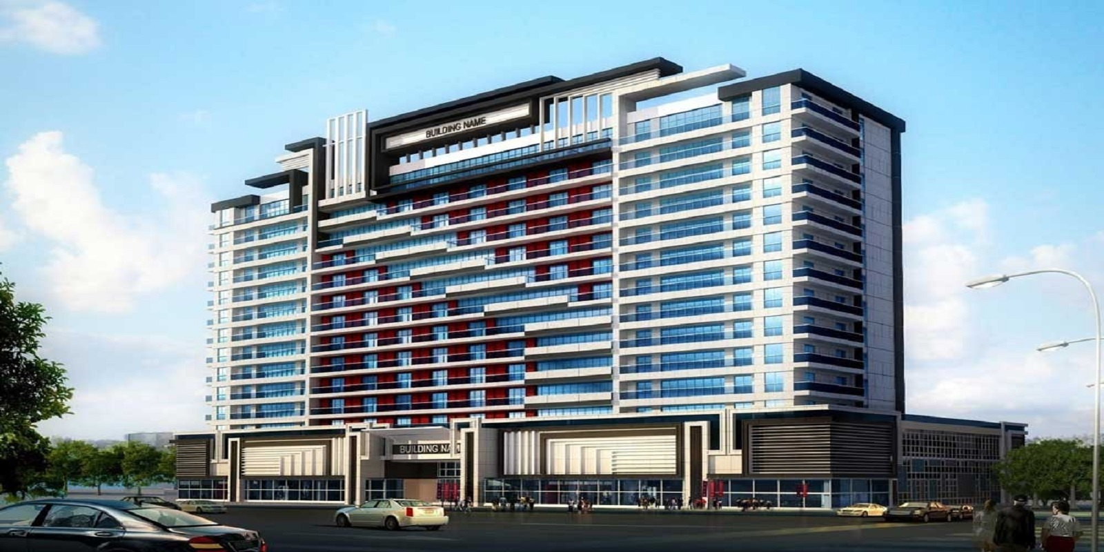 azizi plaza serviced apartments project large image2