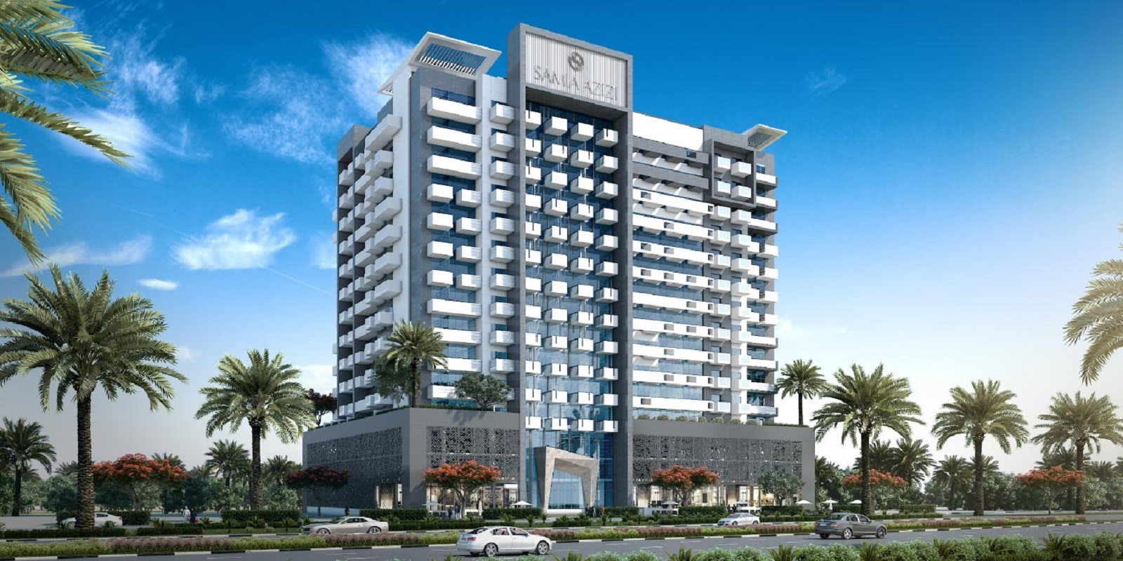 azizi samia serviced apartments project large image2