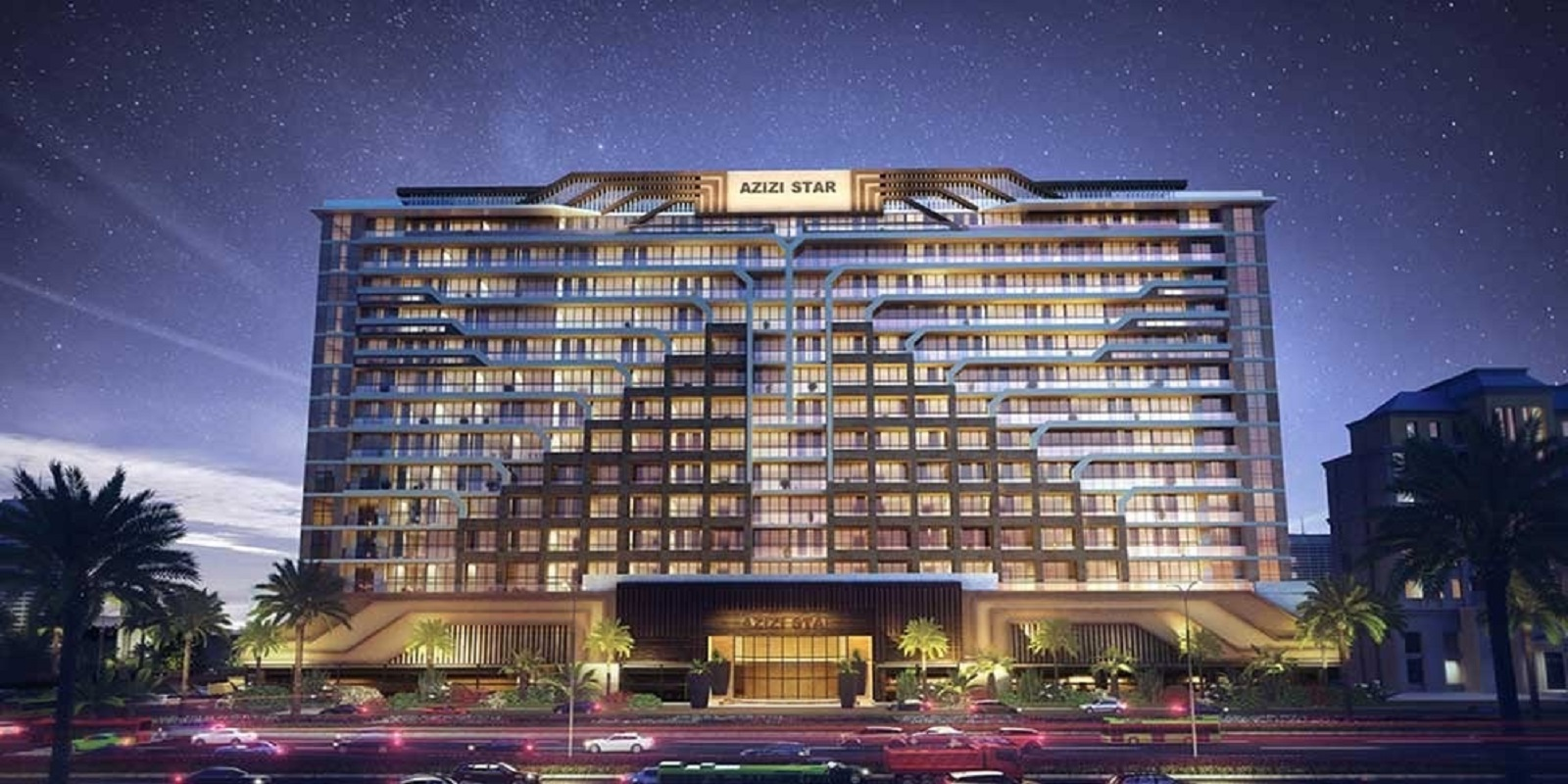 azizi star serviced apartments project large image2