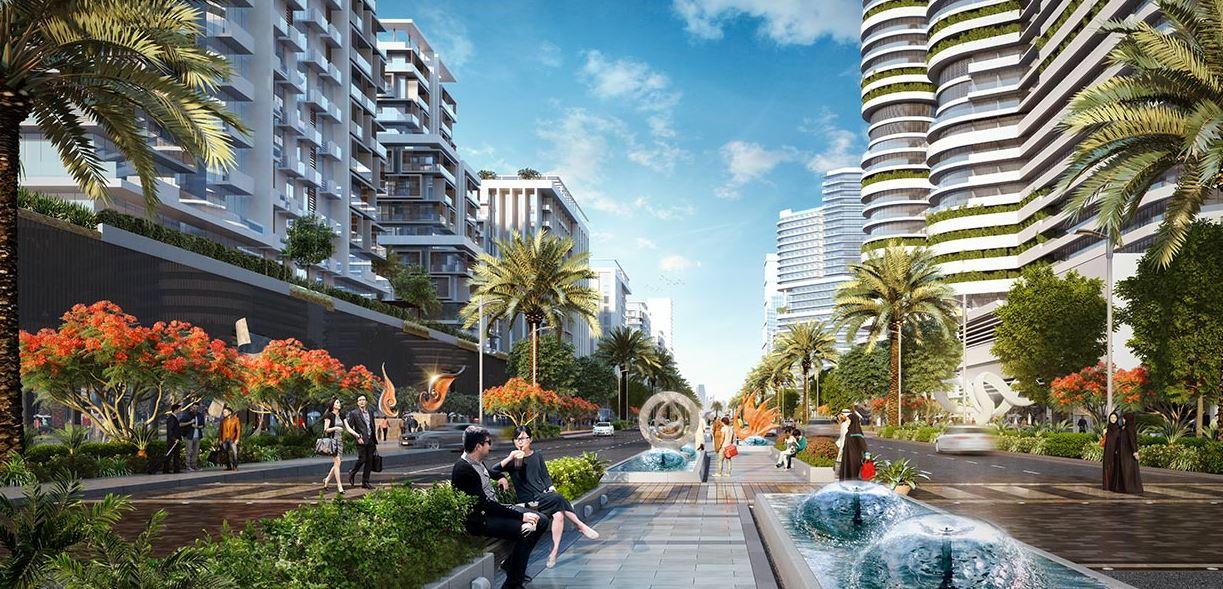 azizi victoria apartments amenities features4