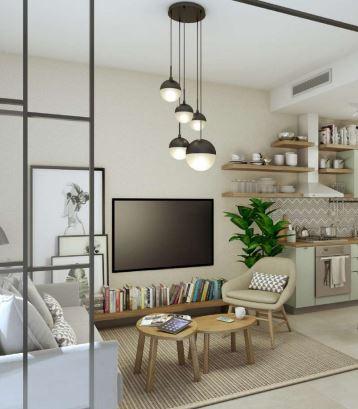 collective at dubai hills estate apartment interiors7