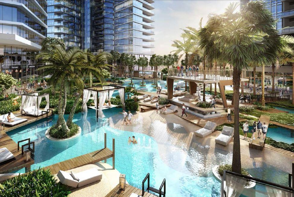 damac aykon heights amenities features4