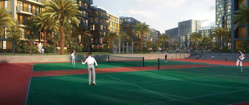 dania by deyaar project amenities features1