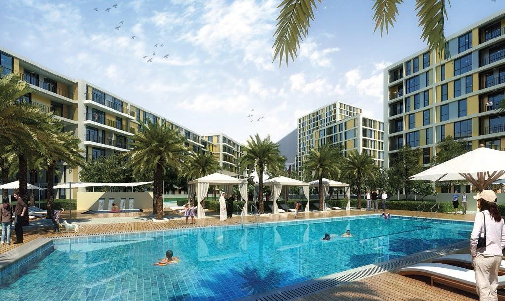 deyaar midtown noor project amenities features1