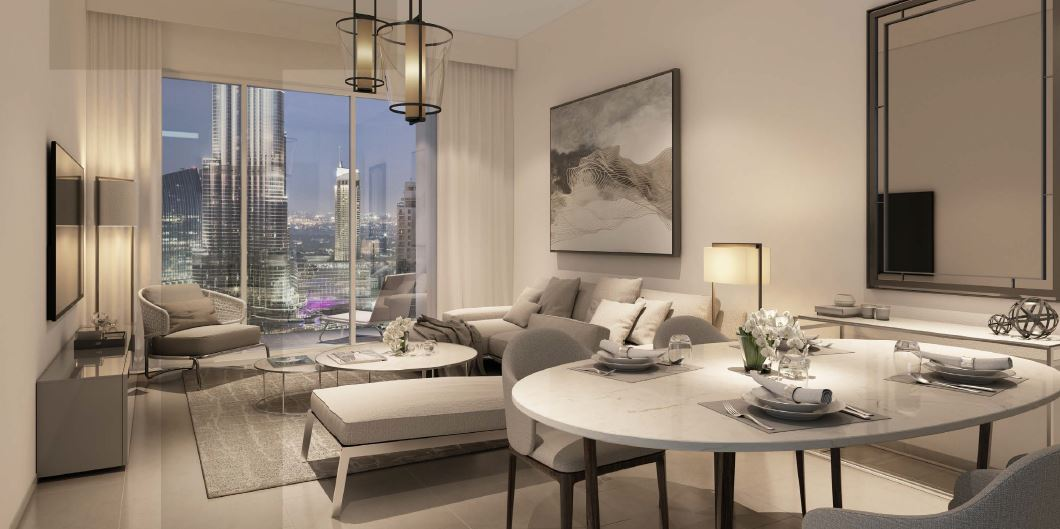 emaar act one act two apartment interiors7