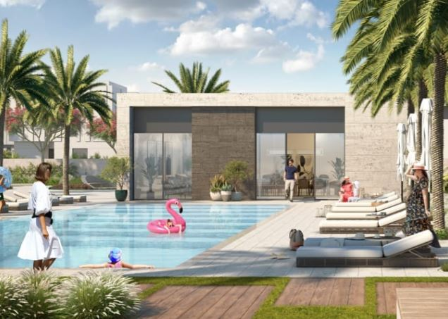 emaar aseel villas project amenities features5