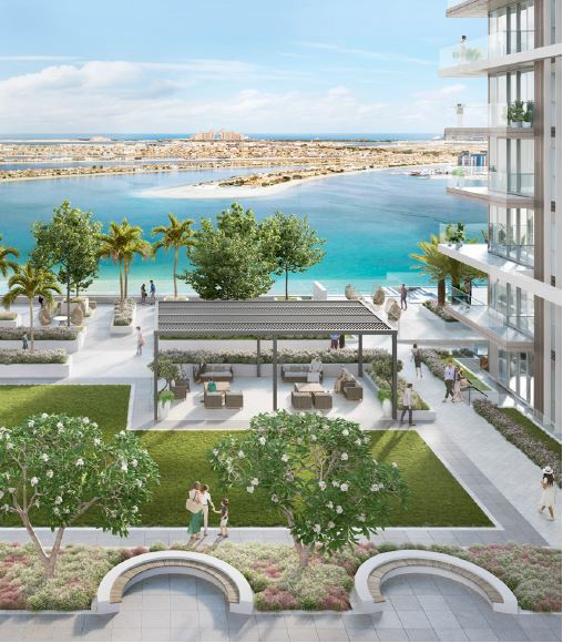 emaar beach isle amenities features5