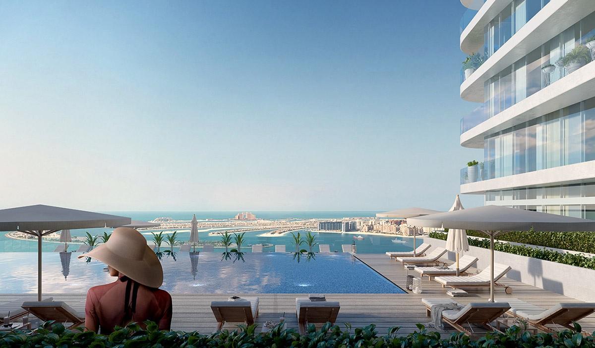 emaar beach vista project amenities features8